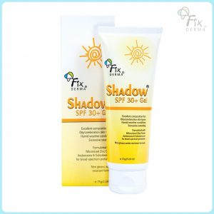 Gel Chống Nắng Da Mặt Fixderma Shadow SPF 30+ Gel (75g)