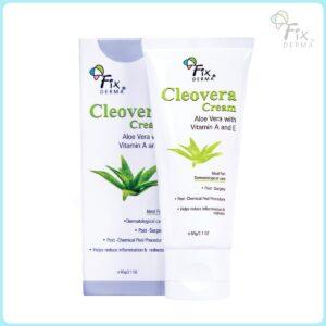 Kem Dưỡng Da Mặt Fixderma Cleovera Cream (60g)