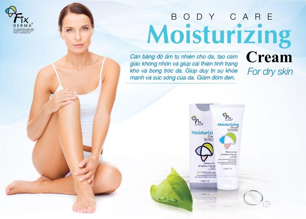 Kem Dưỡng Ẩm Fixderma Moisturizing Cream (60g)