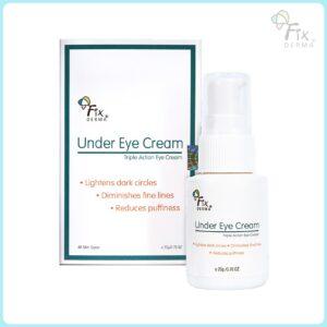 Kem Giảm Quầng Thâm - Bọng Mắt Fixderma Under Eye Cream (20g)