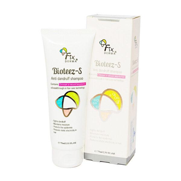 Dầu Gội Đặc Trị Gàu Fixderma Bioteez-s Shampoo (75ml)