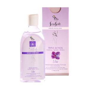 Gel Vệ Sinh Hương Hoa Tử Đinh Hương Fixderma Srai Soft Gel - Lilac (100g)
