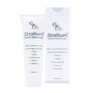 Kem Trị Rạn Da Dành Cho Mẹ Fixderma Strallium Stretch Mark Cream (75g)