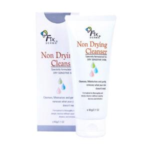 Sữa Rửa Mặt Cho Da Khô – Nhạy Cảm Fixderma Non Drying Cleanser (60g)